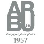 Arbu Logo Gris